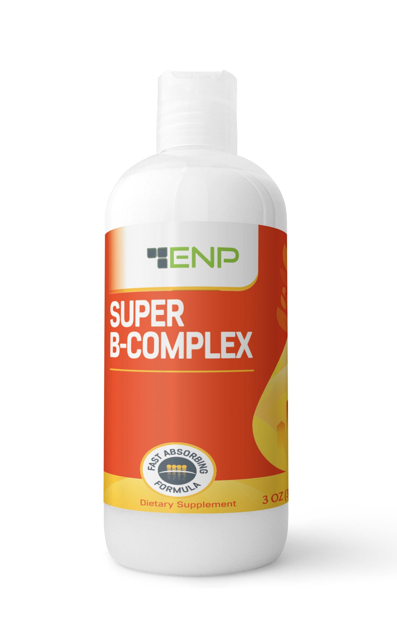 Liquid Super B-Complex - 3 oz Travel Size