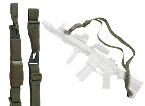SHE-2003 - 3 Point Assault Sling