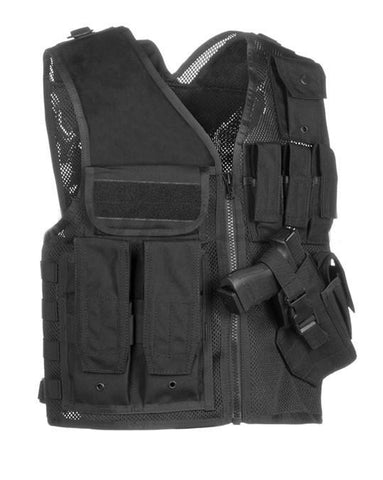 SHS-073 CROSS DRAW TACTICAL VEST