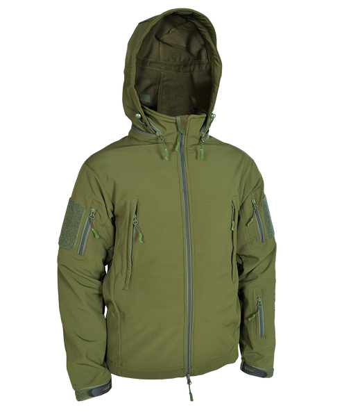 SHS - 3298 APACHE SOFTSHSLL JACKET