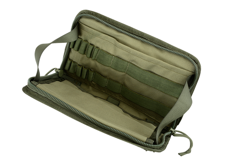 SHE-1044 COMMANDER PANEL / MAP POUCH