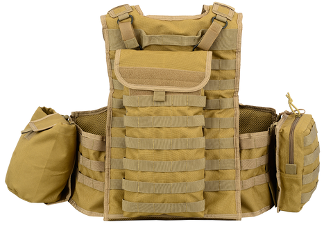 SHS-080 SHS2 Assault Plate Carrier
