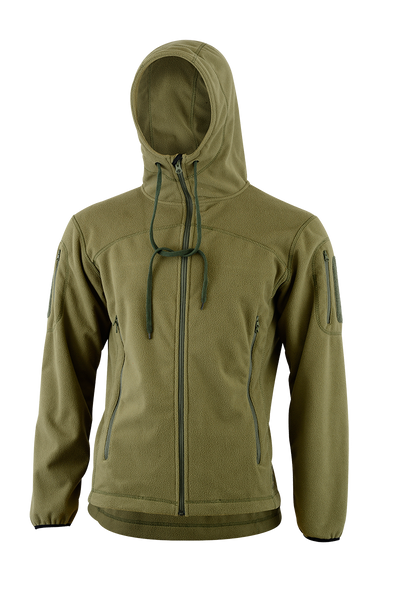 SHE-3262 BRAVO FLEECE HOODY
