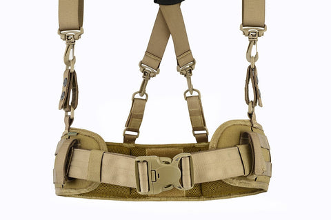 SHE-1304 DETACHABLE HARNESS