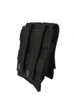 SHS - 1066 DOUBLE  PISTOL MAG POUCH