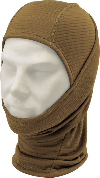 SHS-1939F TACTICAL BALAKLAVA/HOOD THERMAL FLEECE (Large Size)