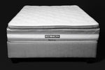 Restonic Rejuvenate Queen Mattress and Base - Standard Length