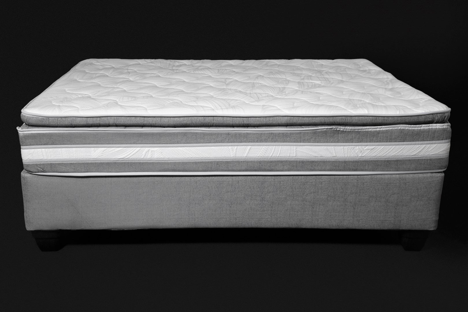 Restonic Rejuvenate Single Mattress and Base - Extra Length