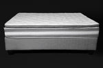Restonic Rejuvenate Queen Mattress and Base - Extra Length