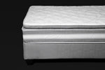 Restonic Rejuvenate King Mattress and Base - Extra Length
