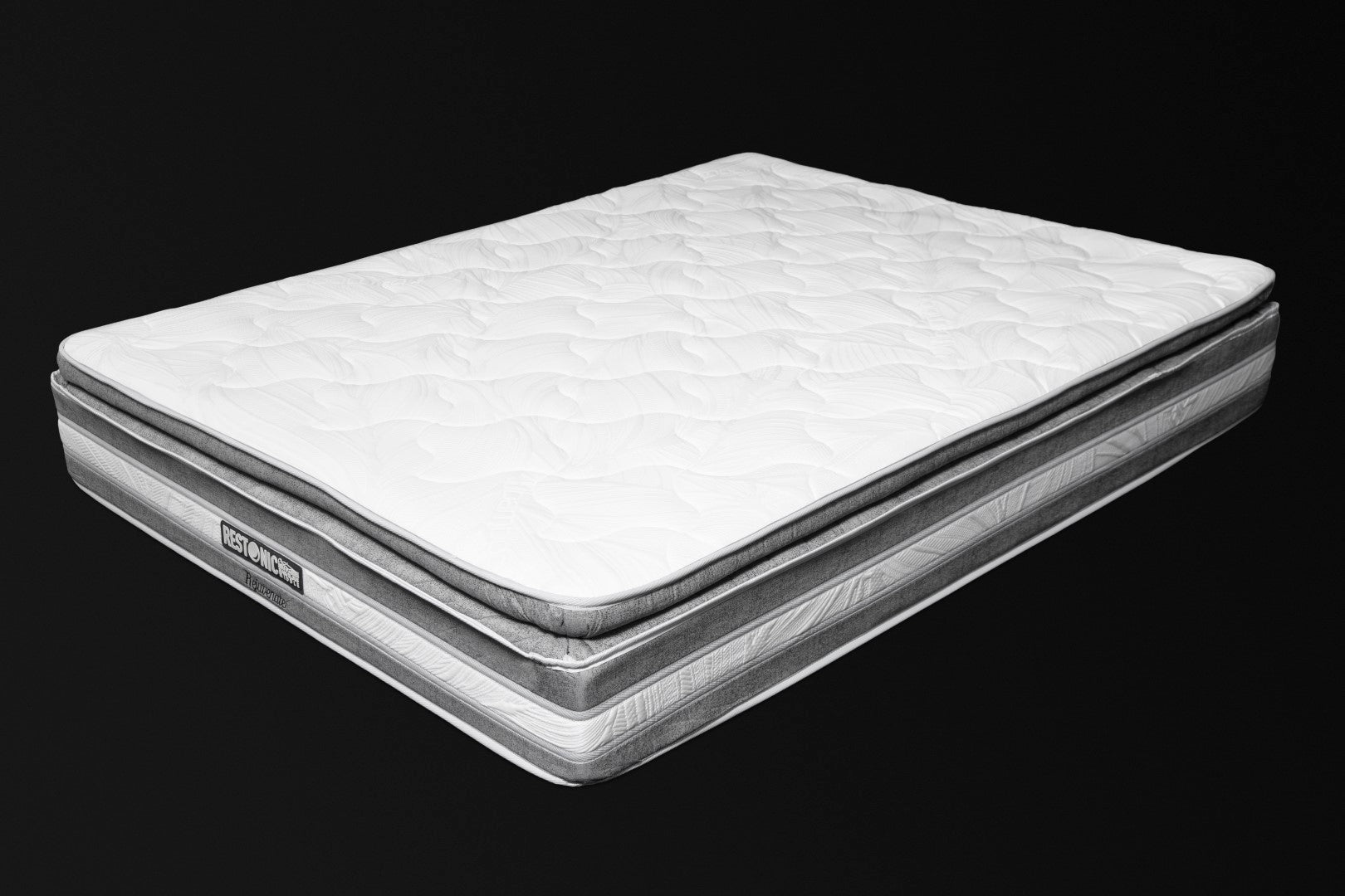 Restonic Rejuvenate Double Mattress - Extra Length