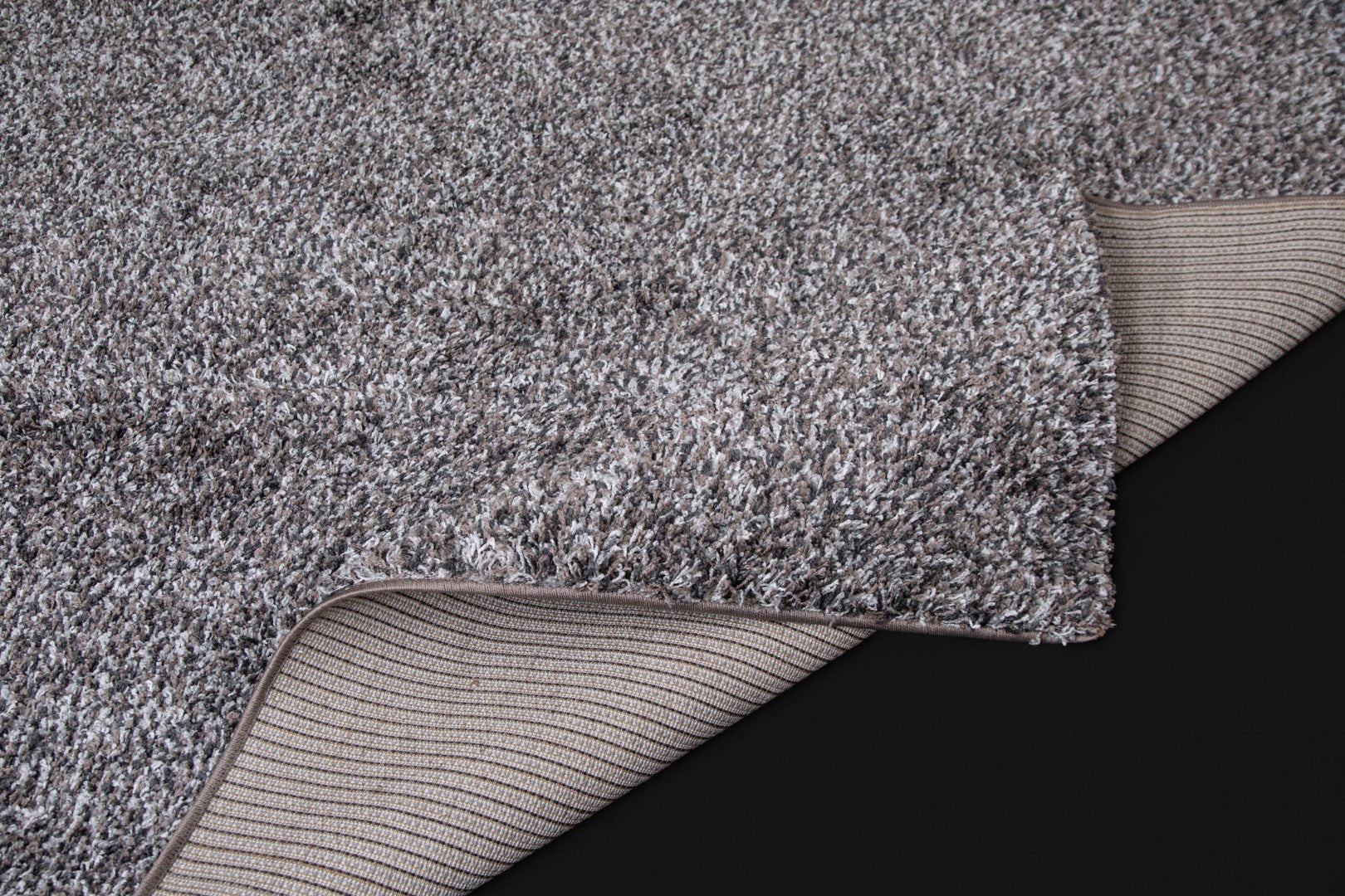 Modern Cecina Granite colour Rug