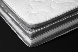 Restonic Rejuvenate King Mattress - Standard Length