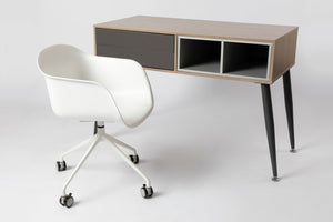 Rhea & Vibes Dresser and Study Chair Combo