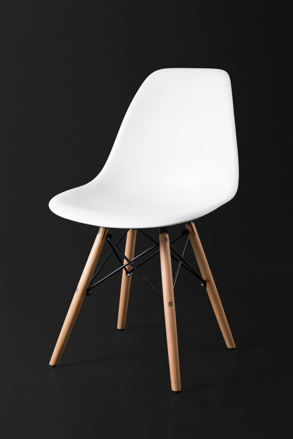 Himara White Dining Chair