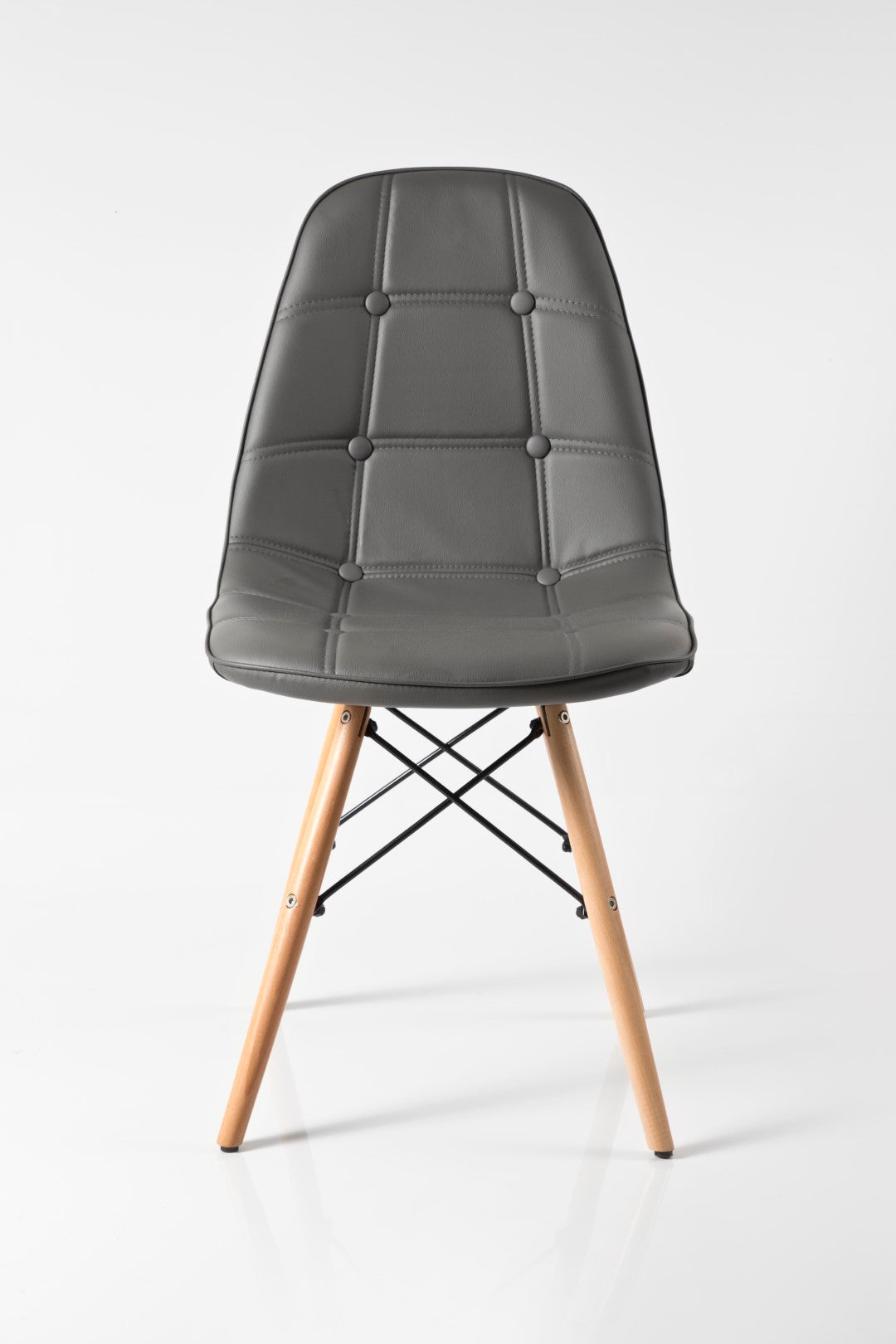 Sassel Charcoal Chair