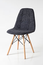 Cronulla Black Chair