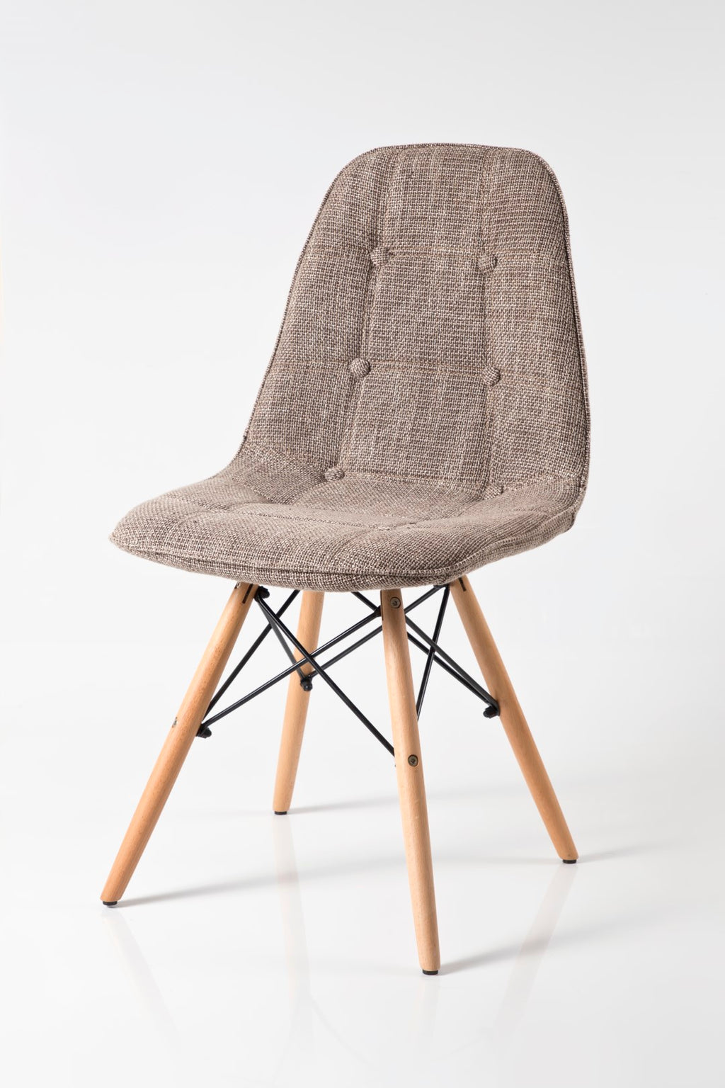 Cronulla Brown Dining Chair