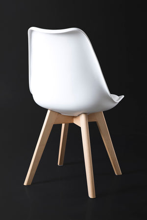 Nissi White Chair