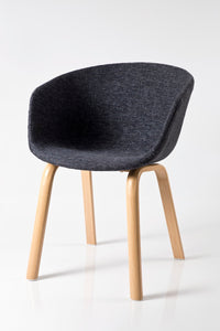 Toco Black Chair