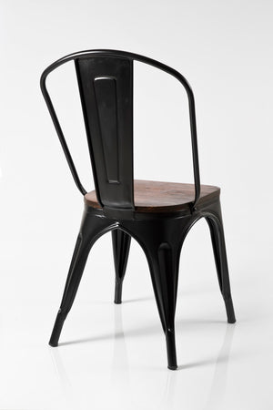 Lido Black Chair