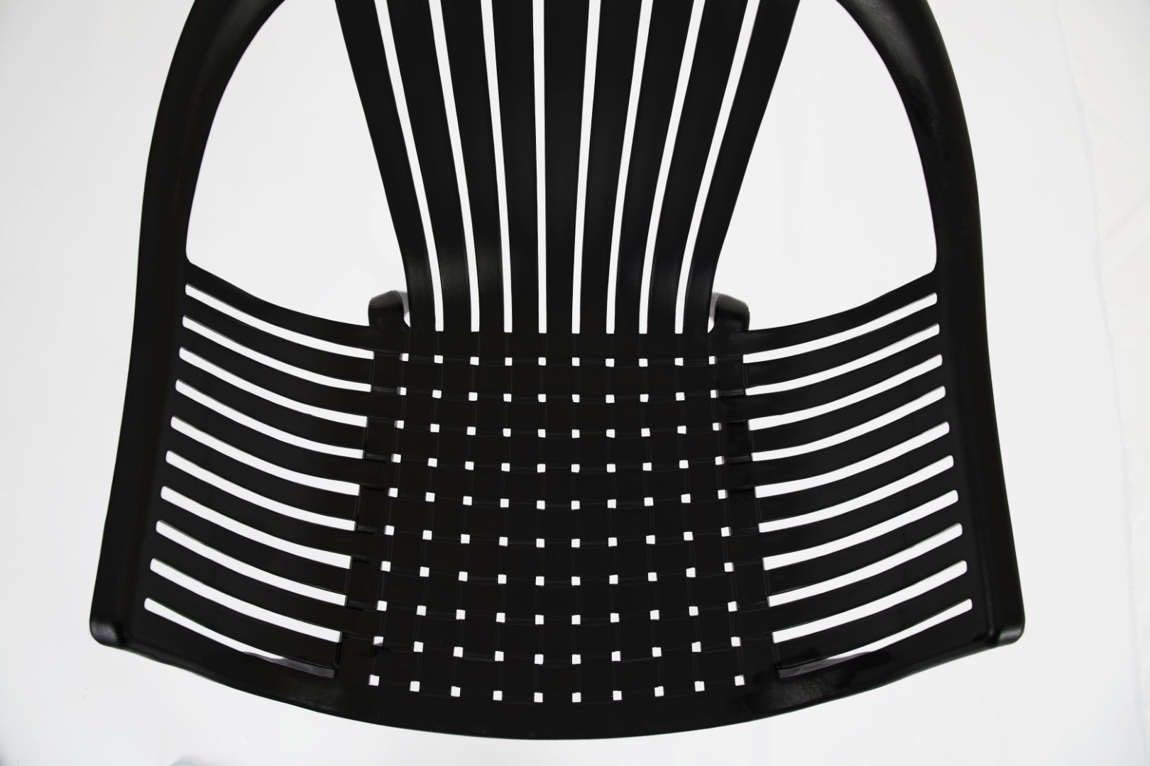 Cala Black Chair Polypropylene