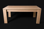 Letta 6 Seater Dining Room Table front view