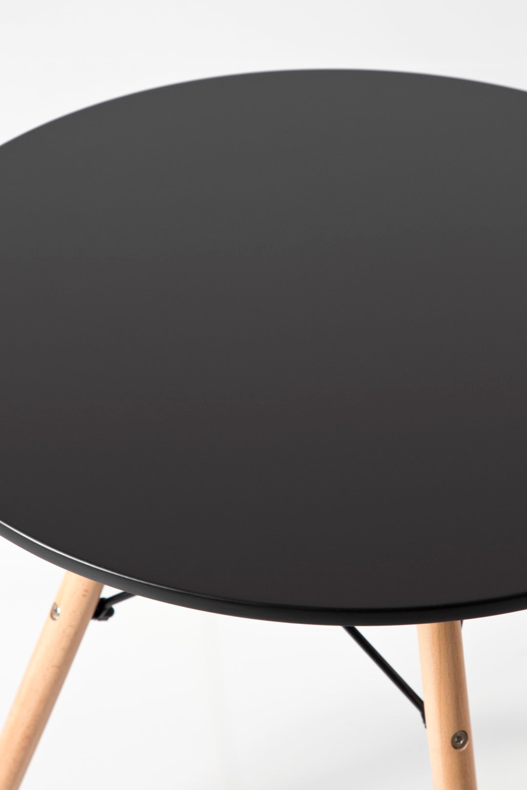 Eleko Black Round Table top