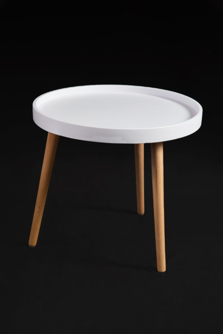 Lynt White Round table