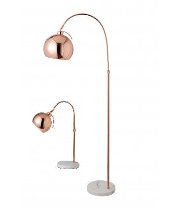 Nura Floor And Ciana Table Lamp Combo