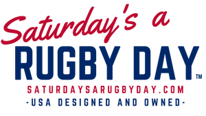 Saturday's A Rugby Day