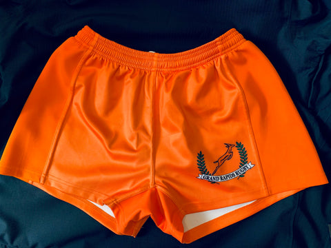 Saturday's a Rugby Day Custom Viper Rugby Shorts