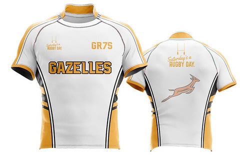 Custom Rugby Jerseys - Saturday's A Rugby Day