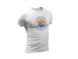 7's Sunset Short-Sleeve Unisex T-Shirt - Saturday's A Rugby Day