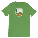 St. Patty's Exiles Shield Short-Sleeve Unisex T-Shirt