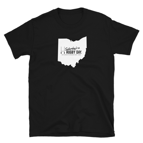 State of Ohio Short-Sleeve Unisex T-Shirt