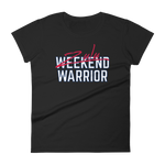Zulu Warrior - Women's short sleeve t-shirt - Saturday's A Rugby Day