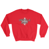 Louisville Rugby Crew-neck Sweatshirt - Saturday's A Rugby Day