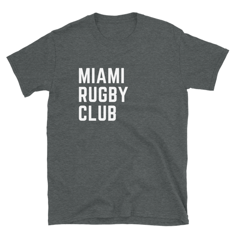 Miami Rugby Short-Sleeve Unisex T-Shirt