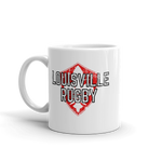 Louisville Mug - Saturday's A Rugby Day