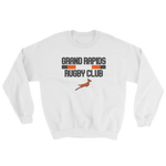 Grand Rapids Color Bar Sweatshirt - Saturday's A Rugby Day