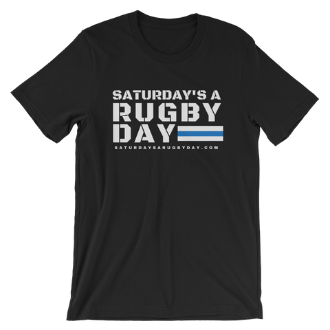 SARD Thin Blue Line - Saturday's A Rugby Day