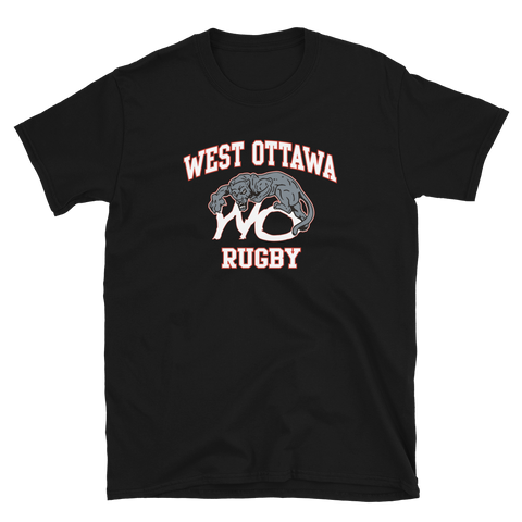West Ottawa Rugby Short-Sleeve Unisex T-Shirt