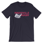 Marysville Rugby Grunge Short-Sleeve Unisex T-Shirt - Saturday's A Rugby Day