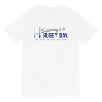 Short-Sleeve Unisex T-Shirt - Saturday's A Rugby Day