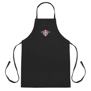 Louisville Embroidered Apron - Saturday's A Rugby Day