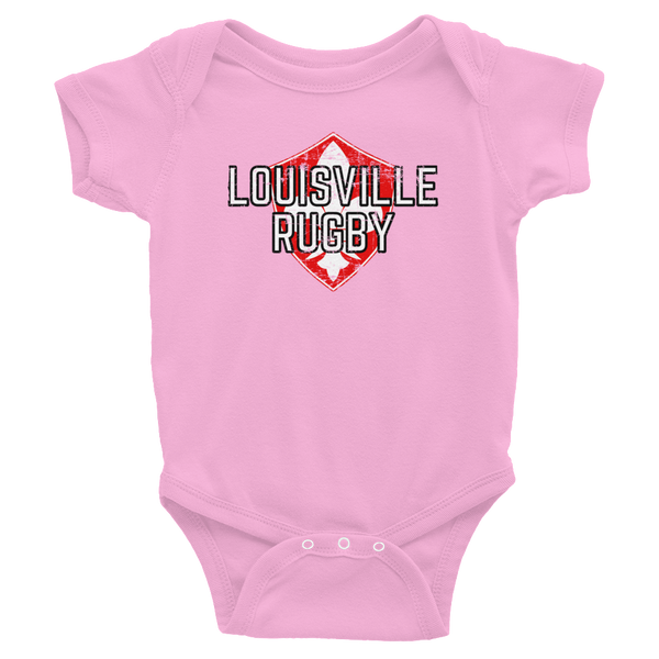 Louisville Rugby Infant Bodysuit