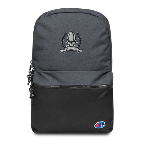 Findlay Embroidered Champion Backpack
