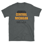 Central Michigan Short-Sleeve Unisex T-Shirt