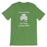 Not Irish Short-Sleeve Unisex T-Shirt - Saturday's A Rugby Day